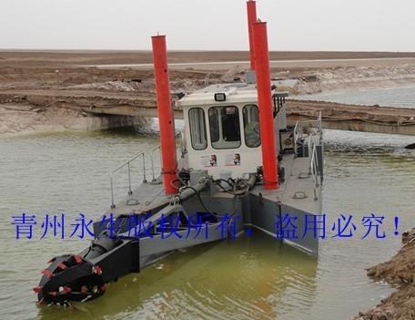 清淤船船体设计